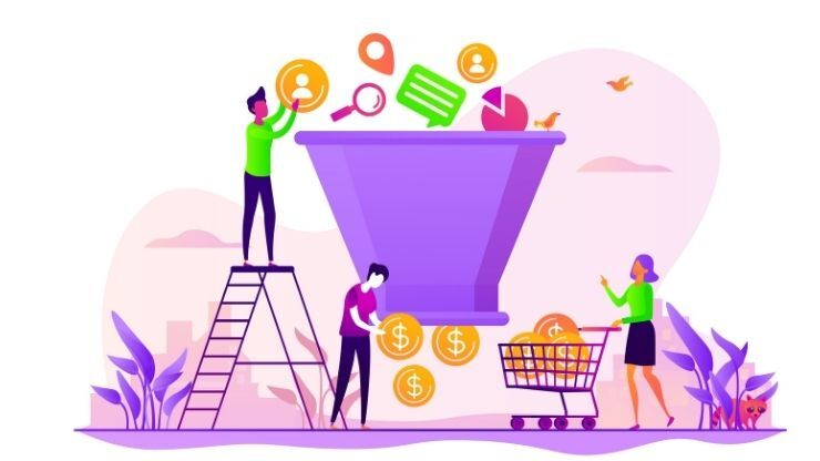 Understanding the Marketing Funnel at every stage!