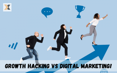 Growth Hacking Versus Digital Marketing: The Key Difference