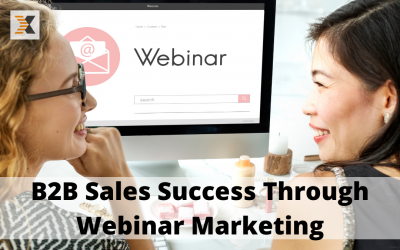 B2B Sales Success Through Webinar Marketing