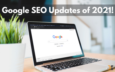 List Of Google SEO Updates 2021 and What It Means?